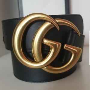 Gold Brass Marmont belt
